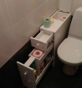 Туалетная тумба