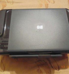 Hp струйный принтер+ сканер.