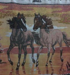 Незаконченная Картина из бисера