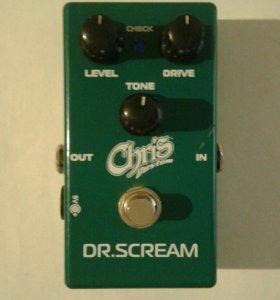 Chris Custom Dr. Scream