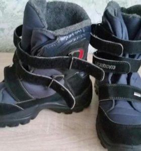 Ботинки Scandia детские 37разм