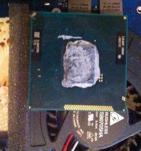 Процессор для ноубука intel core I3-2310M