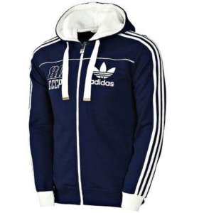 Adidas кофта/олимпийка/толстовка