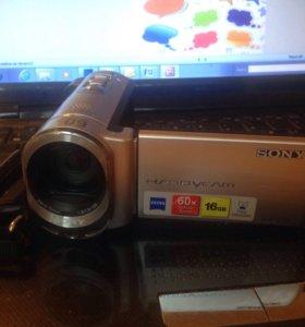 Видеокамера sony DCR-SX63