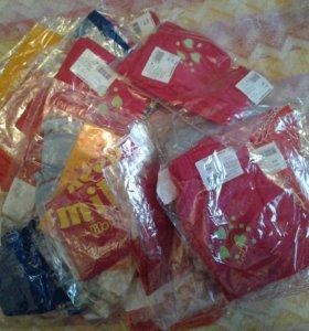 Новые шортики юбочки и топики