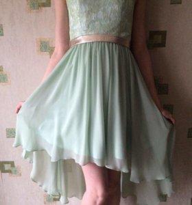 Выпускное платье (Торг!)