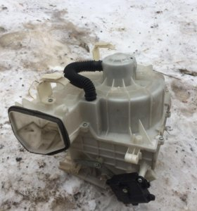 Мотор печки ниссан