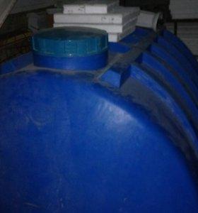 Бак для воды 5м куб