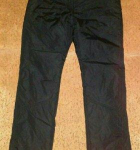 Теплые зимние брюки Sela, р.М (идут на L)