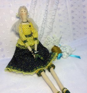 Кукла Тильда Портная