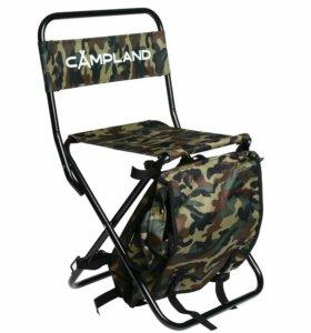 Рюкзак рыбака / рюкзак со стулом для рыбалки