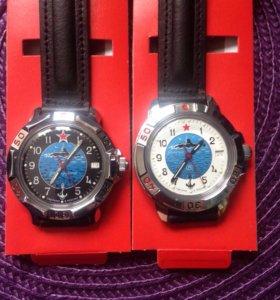 Часы командирские подводные лодки