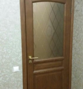 Установка входных и межкомн. дверей
