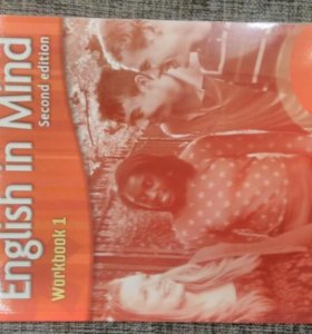 English in Mind(student's Book 1 +DVD, workbook1)