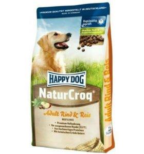 15 кг. Happy DOG-корм для взрослых собак