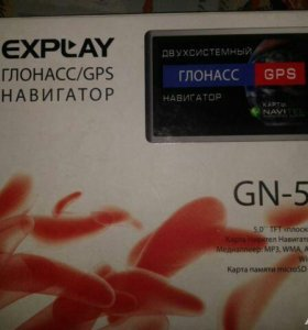 "Навигатор "" explay"" GN-520"