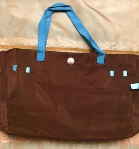 Пляжная сумка Uriage новая