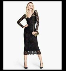 Платье Н&М