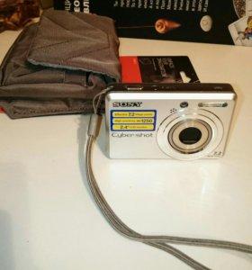 Фотоаппарат Sony Cyber-shot DSC-s730+🎁