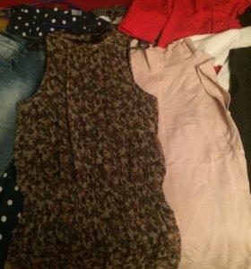 Распродаю все джинсы, брюки, платья, юбки, блузки