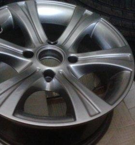Новые диски R13 4*98 ВАЗ