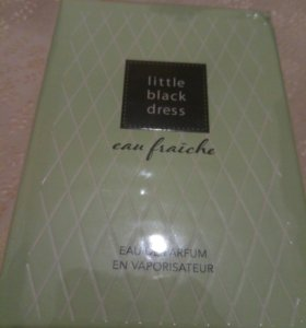 Little black dress eau fraiche от Avon