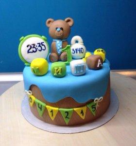 Тортик для малыша