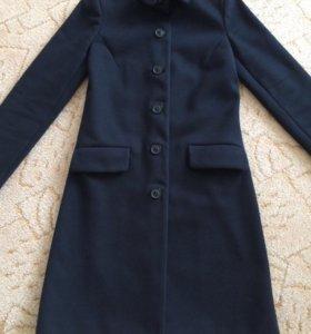 Пальто тканевое