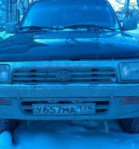 Тойота 4руннер 92гв