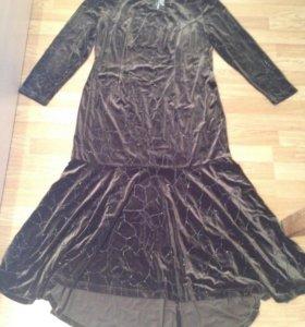 Новое платье размер 54