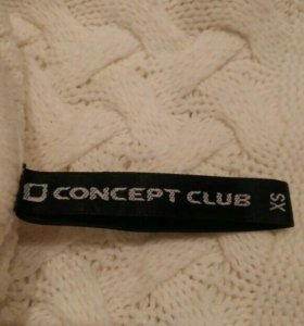 Платье шерсть Concept club