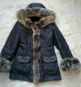 зимняя куртка пихора