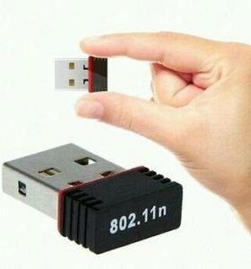 wifi адаптер USB WiFi