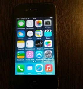 iPhone 4, 32 gb