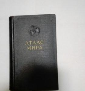 Атлас Мира, 1955