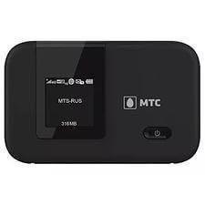 MTC Коннект 4G Lite Wi-Fi роутер