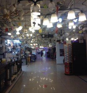 Люстры,светильники