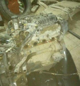 Двигатель на ваз 1.6 16кл 126