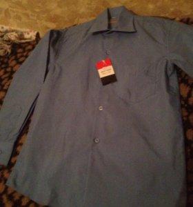 Рубашка новая р.4 (6 лет)