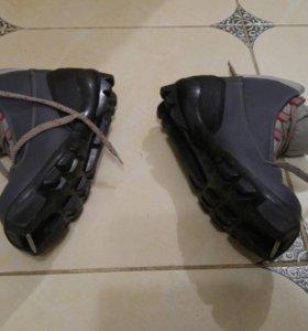 Ботинки для лыж 37 размер