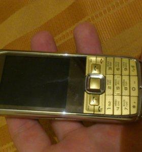 Новый  Телефон Железный