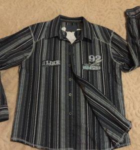 Стильная рубашка. 48-50.