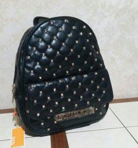 Рюкзак кожаный новый
