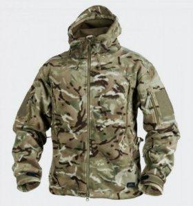 Куртка флисовая PATRIOT, цвет мультикам