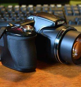 Coolpix l830 фотоаппарат