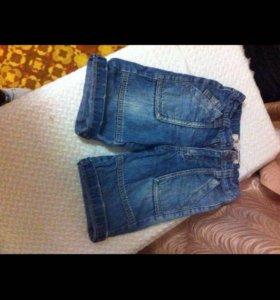 Шорты (джинсовые)