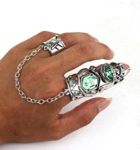 Анимешное кольцо