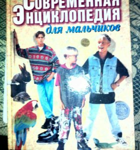 Большая энциклопедия для мальчиков.