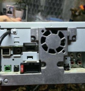 Pioneer автомагнитола с дисплеем