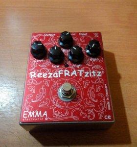 Reezafratzitz Overdrive/distortion